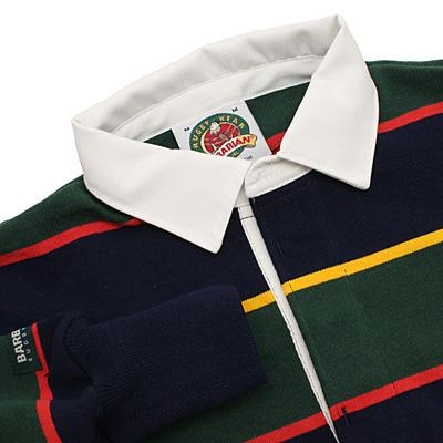 BARBARIAN[バーバリアン]ラガーシャツ DFS04