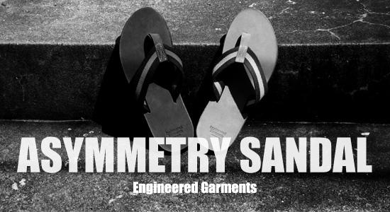 Engineered Garments[エンジニアードガーメンツ]ミスマッチフリップフラップ