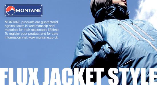 MONTANE[モンテイン] フラックスジャケット