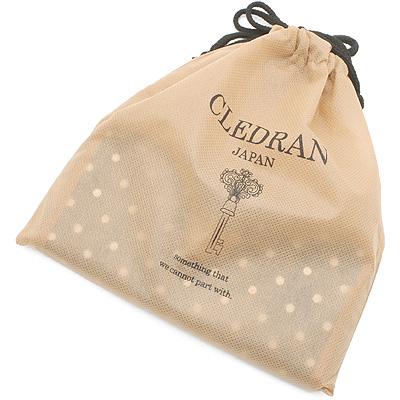 CLEDRAN[クレドラン]ジッパーロングウォレット CL1219