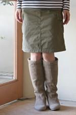 caqu[サキュウ]カーゴスカート 15022