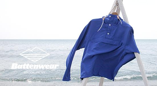Battenwear[バテンウェア]