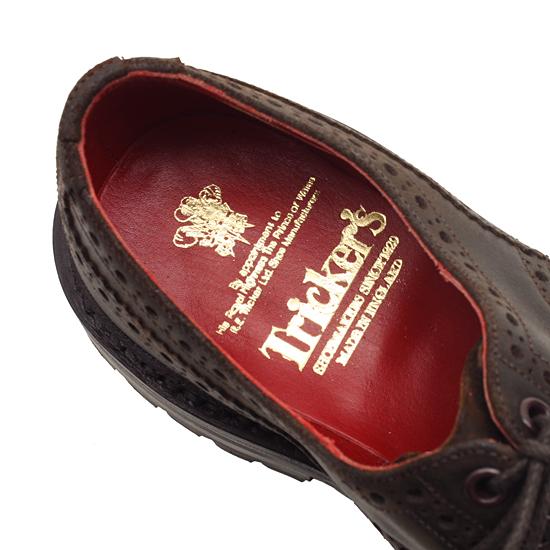 Tricker's[トリッカーズ]MLS別注バートン M5633