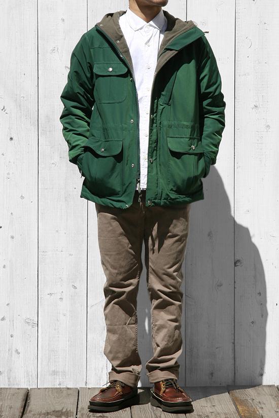 Battenwear[バテンウェア]トラベルシェルパーカ 2013FW