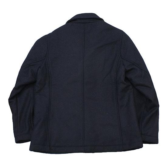 HONNETE[オネット]シングルPコート ウールメルトン