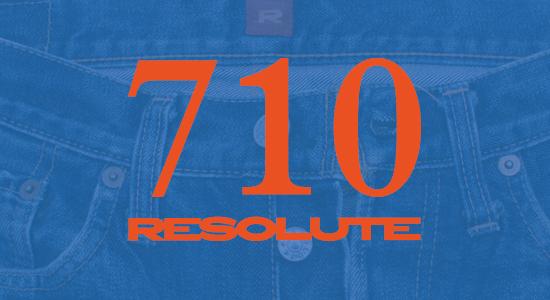 RESOLUTE[リゾルト]710バナー