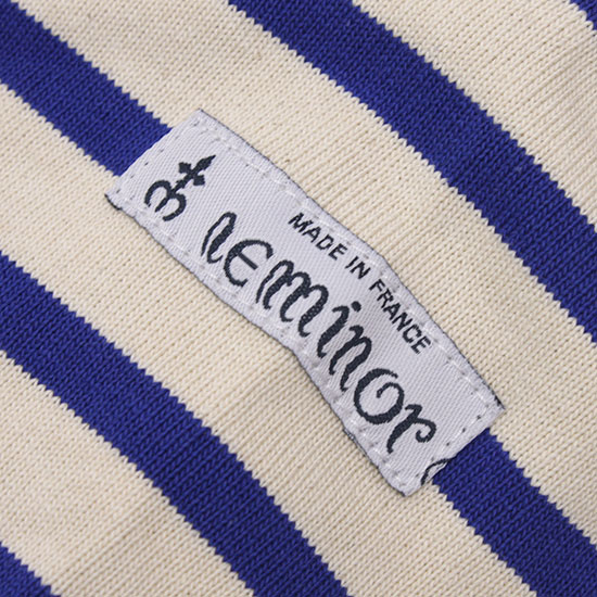 Le minor[ルミノア]バスクボーダーシャツ