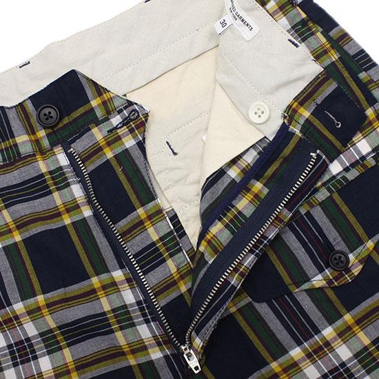 Engineered Garments[エンジニアードガーメンツ]グルカショーツ マドラスチェック