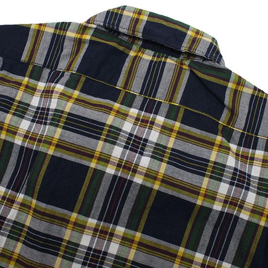 Engineered Garments[エンジニアードガーメンツ]ラファイエットシャツ S/S マドラスチェック