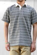 BARBARIAN[バーバリアン]ラガーシャツS/S GCSS LSE09
