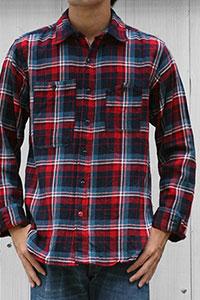 Engineered Garments[エンジニアードガーメンツ]ワークシャツ ヘビーツイル 2014aw