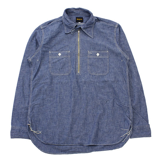 NEPCO[ネプコ]プルオーバーワークシャツ
