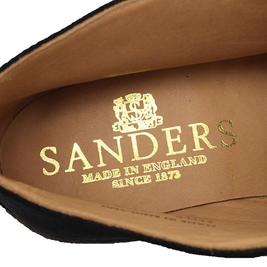 SANDERS[サンダース]ハイトップチャッカブーツ 6480BS