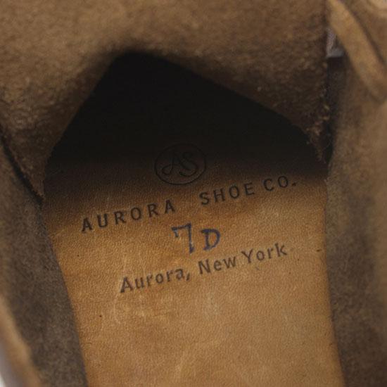 AURORA SHOES[オーロラシューズ]ノースパシフィック