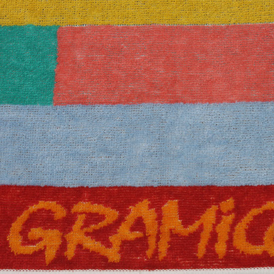 GRAMICCI[グラミチ]マフラータオル