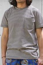 PYJAMA CLOTHING[ピジャマクロージング]ストライプポケT