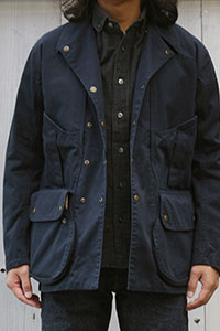 senelier[セネリエ]reversible toolbox jacket