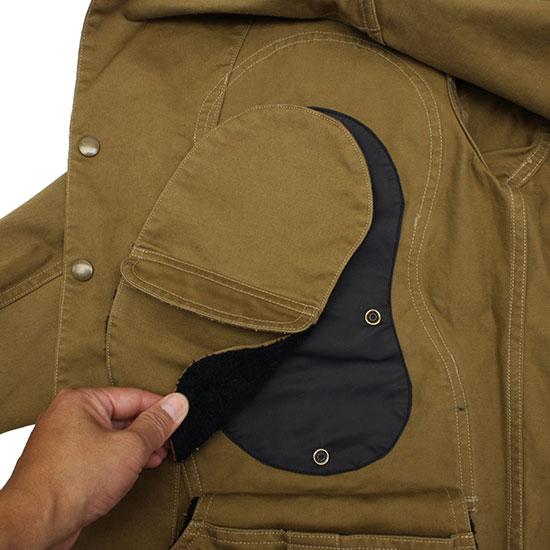senerie[セネリエ]reversible toolbox jacket
