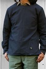 meanswhile[ミーンズワイル]Random Dobby Pullover SH