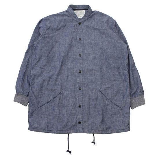 senerie[セネリエ]squaters shirts Chambrey