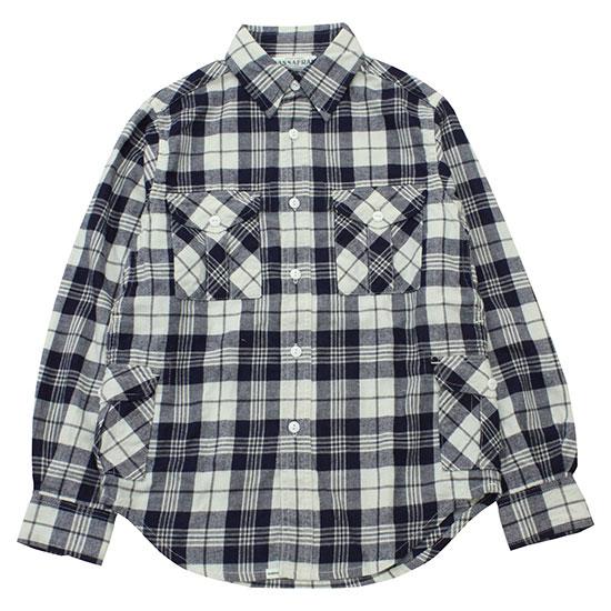 SASSAFRAS[ササフラス]Botanical Scout Shirt Flannel