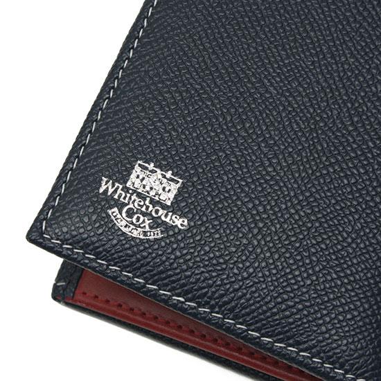 Whitehouse Cox [ホワイトハウスコックス] S9697 ロンドンカーフ スーツウォレット