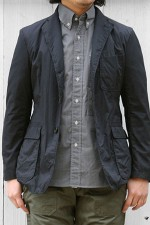 Engineered Garments[エンジニアド ガーメンツ]BAKER JACKET H.C.TWILL