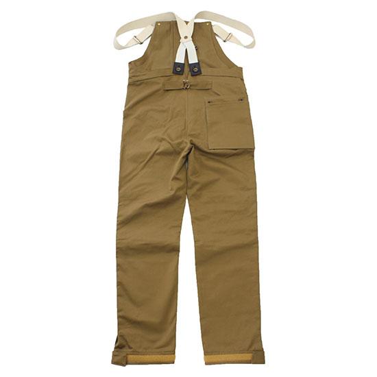 senelier[セネリエ]H.R gimmicks overalls