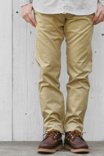 SASSAFRAS[ササフラス] SPRAYER PANTS WEST POINT 161087