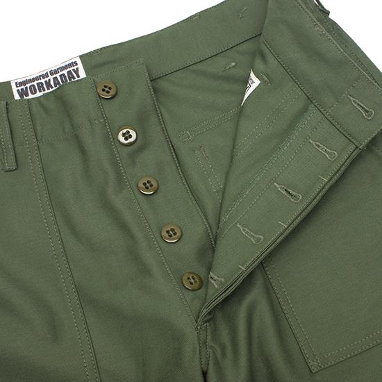 Engineered Garments [エンジニアド ガーメンツ]WORKADAY FATIGUE PANTS