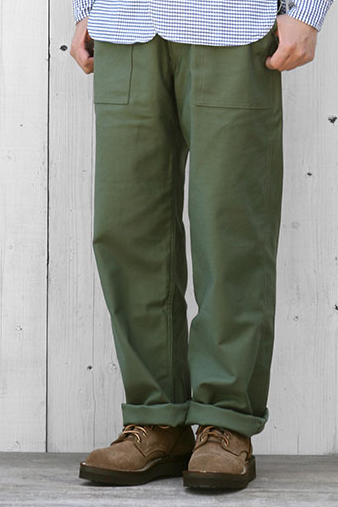 Engineered Garments [エンジニアド ガーメンツ]WORKADAY FATIGUE PANTS
