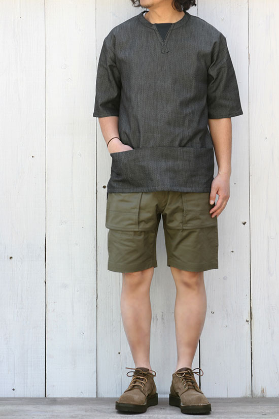 senelier[セネリエ]wallet over shirts
