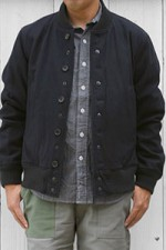Engineered Garments[エンジニアド ガーメンツ]TF JACKET 20oz WOOL MELTON