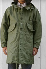 Engineered Garments[エンジニアド ガーメンツ]HIGHLAND PARKA