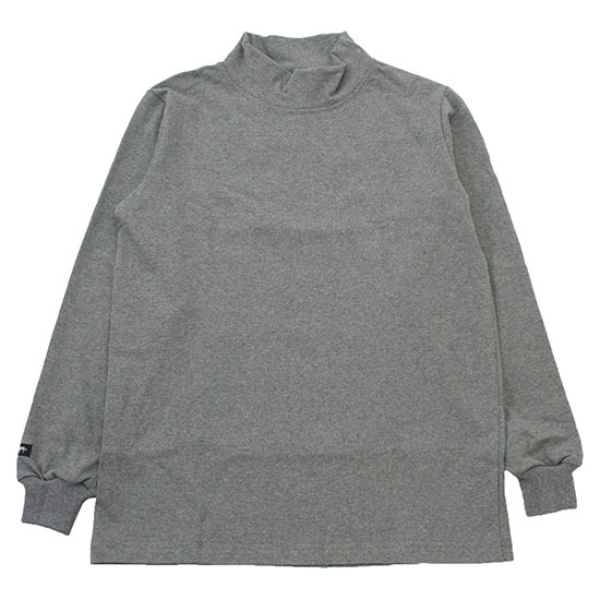 BARBARIAN[バーバリアン]MOCK NECK SOLID