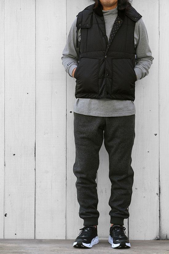 Engineered Garments[エンジニアド ガーメンツ]Primaloft Vest microfiber