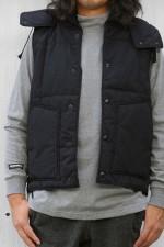 Engineered Garments[エンジニアド ガーメンツ]Primaloft Vest