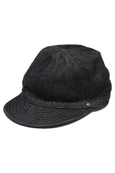 DECHO[デコー]TUCK KOME CAP ONE WASH DEN01