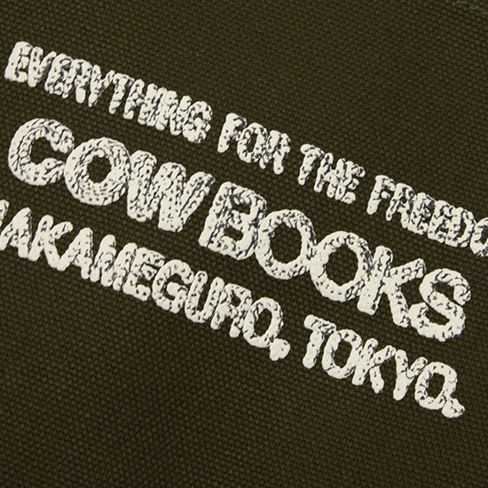 COW BOOKS[カウブックス]APRON