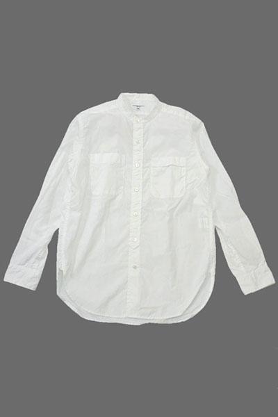 Engineered Garments[エンジニアド ガーメンツ]BANDED COLLAR SHIRT