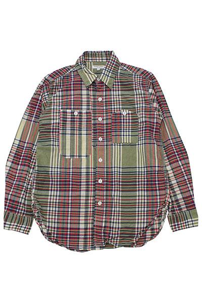 Engineered Garments[エンジニアド ガーメンツ]WORK SHIRT BIG PLAID