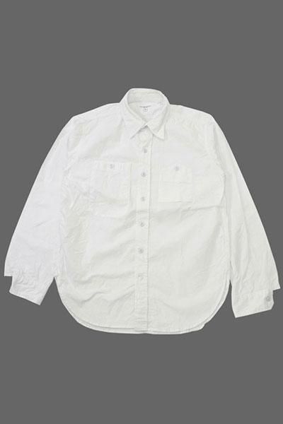 Engineered Garments[エンジニアド ガーメンツ]WORK SHIRT KONA COTTON