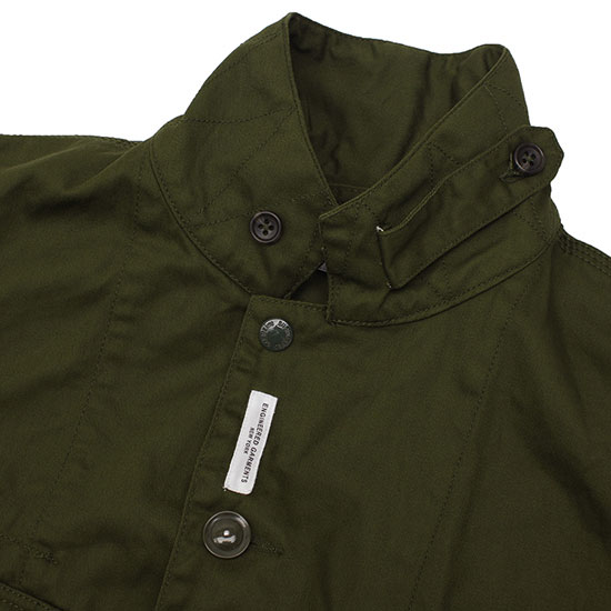 Engineered Garments[エンジニアド ガーメンツ]COVERALL JACKET 7oz TWILL