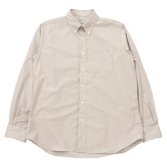 INDIVIDUALIZED SHIRTS[インディビジュアライズドシャツ]別注B.D SHIRTS