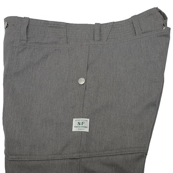 SASSAFRAS[ササフラス]FALL LEAF SPRAYER PANTS T/C TWILL 60/40 171196