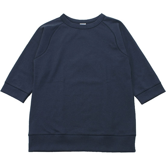 Agreable[アグレアブル] 3/4 FLEEDOM SLEEVE T-SHIRT