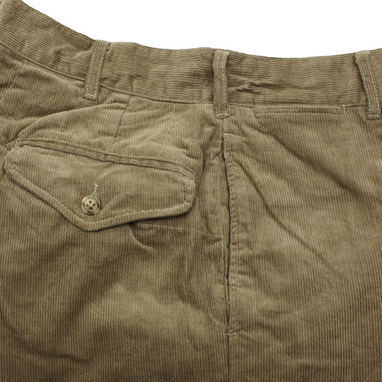 Engineered Garments[エンジニアド ガーメンツ]GHURKA SHORT CORDUROY