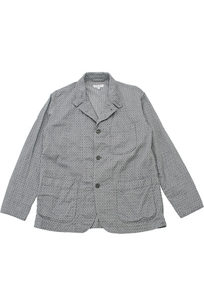 Engineered Garments[エンジニアド ガーメンツ]LOITER JACKET FOULARD JACQUARD