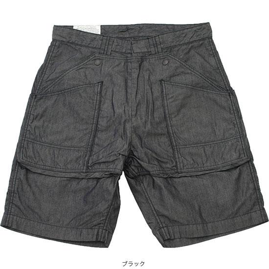 senelier[セネリエ]toolbox shorts COTTON/NYLON