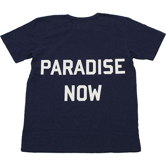SALVAGE PUBLIC[サルベージパブリック]PARADISE NOW PRINT-T
